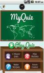 MyQuiz -Lite screenshot 2/5