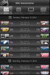 NHL GameCenter™ screenshot 2/3