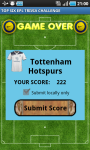 English Premier League Quiz  screenshot 4/5