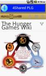 The Hunger Games Wiki screenshot 2/6