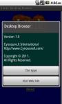 Desktop Browser screenshot 6/6