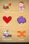 Flashcards for iPad screenshot 1/1
