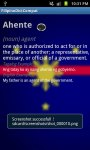 Filipino Mobile Dictionary screenshot 5/6