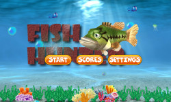 Shoot Fish Under Sea screenshot 1/4
