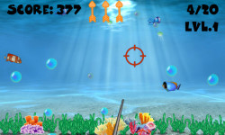 Shoot Fish Under Sea screenshot 2/4