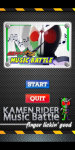 Music Battle Kamen Rider W screenshot 1/3