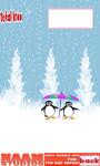 Naughty Penguin Kiss 3D – Free screenshot 4/6