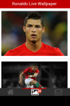 Ronaldo HD Wallpaper screenshot 3/5