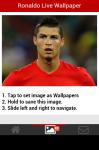 Ronaldo HD Wallpaper screenshot 4/5
