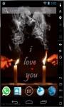 Smoke Kiss Live Wallpaper screenshot 1/2