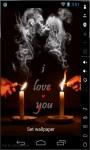 Smoke Kiss Live Wallpaper screenshot 2/2
