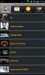 TVShows Guide screenshot 1/6
