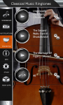 New Classical Music Ringtones screenshot 4/6