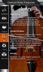 New Classical Music Ringtones screenshot 5/6