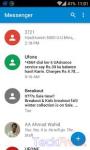 sms messenger App Free screenshot 3/6