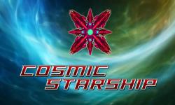 Cosmic Starship: Galaxy Shmup screenshot 1/4