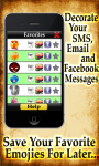 Free Emoticons You Will Love With Emoji Keyboard screenshot 2/4