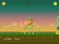 Angry Dino Wars screenshot 4/6