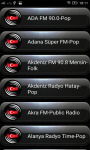 Radio FM Turkey screenshot 1/2