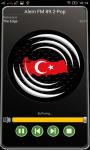 Radio FM Turkey screenshot 2/2