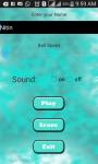 Baunce ball  unity screenshot 1/4