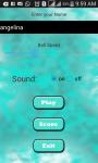 Baunce ball  unity screenshot 2/4