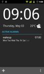 WakeUp Alarm Clock app screenshot 1/4