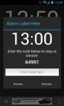 WakeUp Alarm Clock app screenshot 2/4
