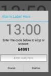 WakeUp Alarm Clock app screenshot 4/4