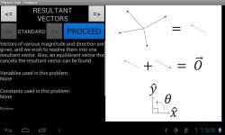 The Physics Tutor screenshot 2/6