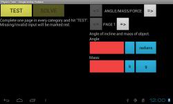The Physics Tutor screenshot 3/6