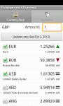 Exchange rate All currency screenshot 1/4