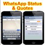 WhatsApp Status and Quotes screenshot 1/3