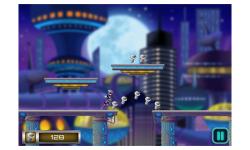 Robo Run Free screenshot 4/5