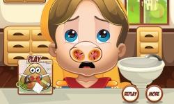 Royal Baby Nose Doctor screenshot 3/3