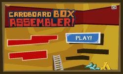 Cardboard Box Assembler screenshot 1/6