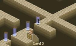 Maze Escape Run screenshot 2/4