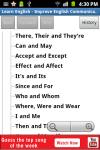 Learn English Grammar with Exercize screenshot 4/6