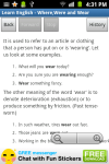 Learn English Grammar with Exercize screenshot 6/6