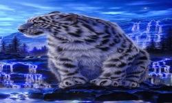 Mountain Tiger Live Wallpaper screenshot 2/3