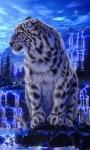 Mountain Tiger Live Wallpaper screenshot 3/3