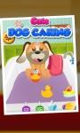 Cute Dog Caring 3 - Kids Game screenshot 4/5