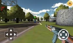 Craft Gunman 3D screenshot 1/6