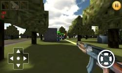 Craft Gunman 3D screenshot 2/6