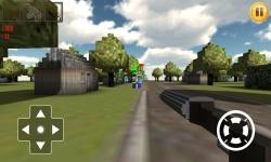Craft Gunman 3D screenshot 3/6