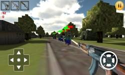 Craft Gunman 3D screenshot 4/6