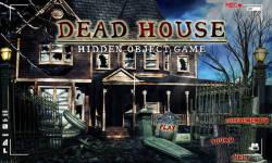Free Hidden Object Games - Dead House screenshot 1/4