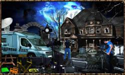 Free Hidden Object Games - Dead House screenshot 2/4