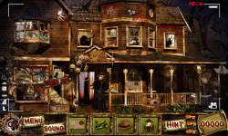 Free Hidden Object Games - Dead House screenshot 3/4