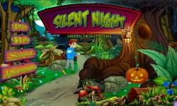 Free Hidden Object Games - Silent Night screenshot 1/4